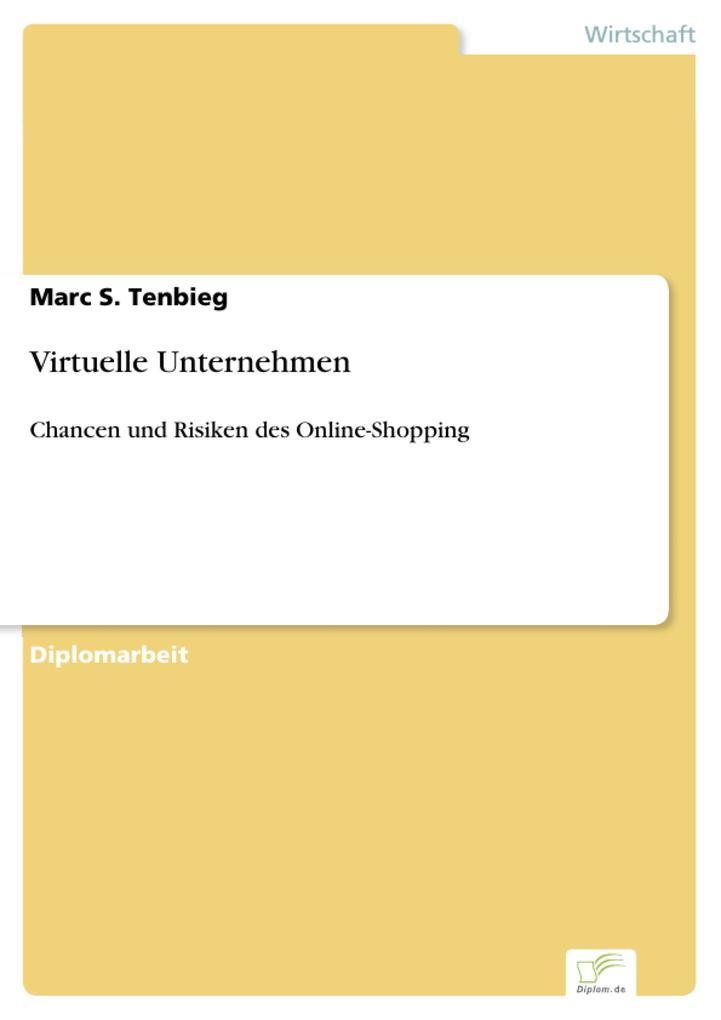 Virtuelle Unternehmen als eBook Download von Ma...