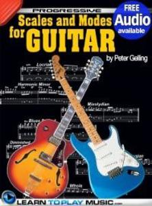 Lead Guitar Lessons - Guitar Scales and Modes a...