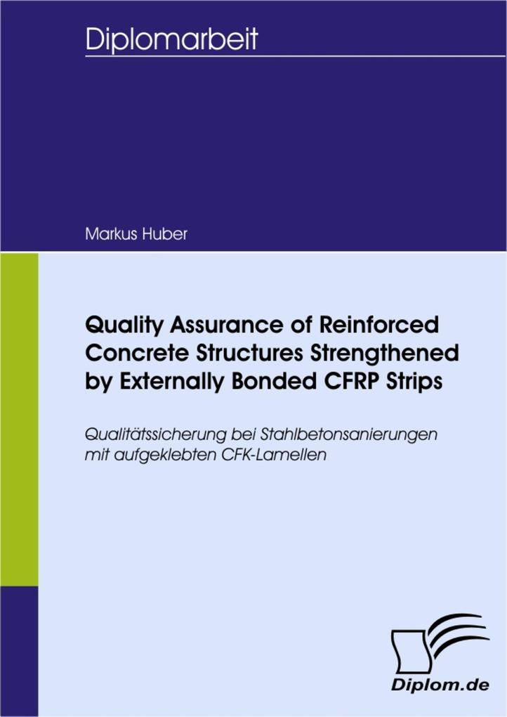 Quality Assurance of Reinforced Concrete Struct...