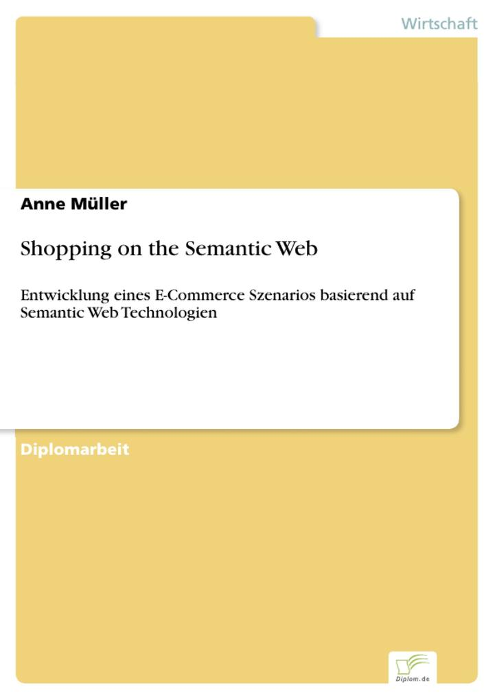 Shopping on the Semantic Web als eBook Download...