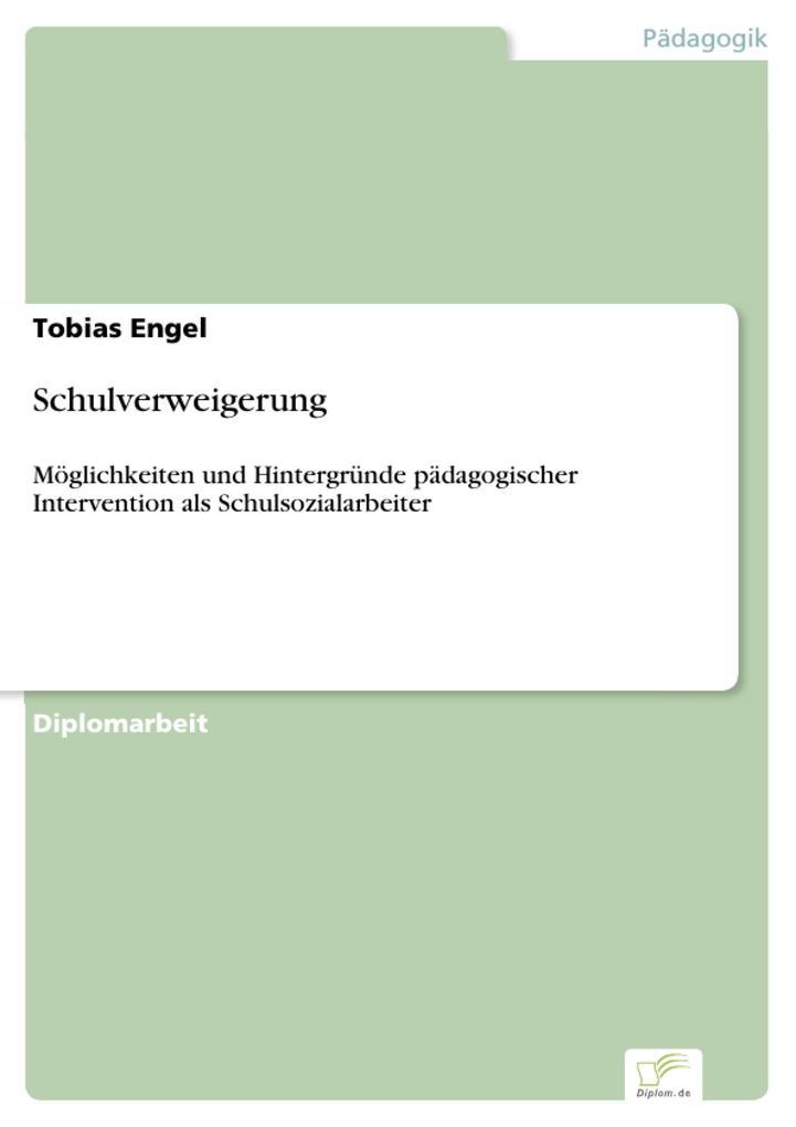 Schulverweigerung als eBook Download von Tobias...