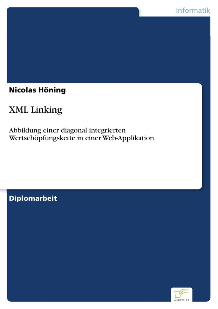 XML Linking als eBook Download von Nicolas Höning