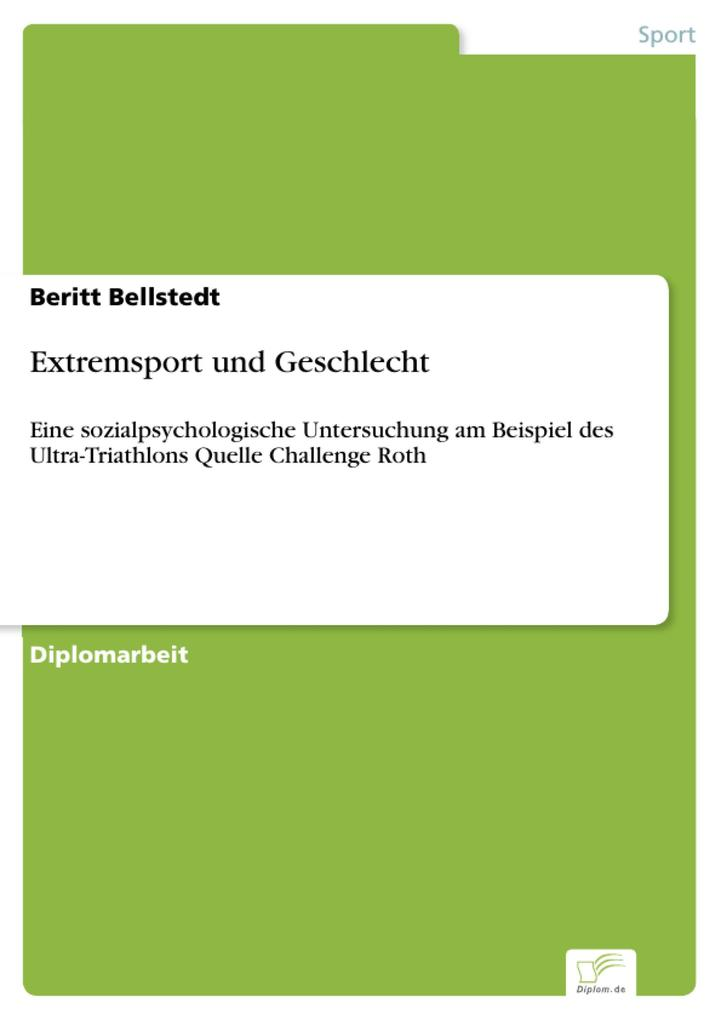 Extremsport und Geschlecht als eBook Download v...