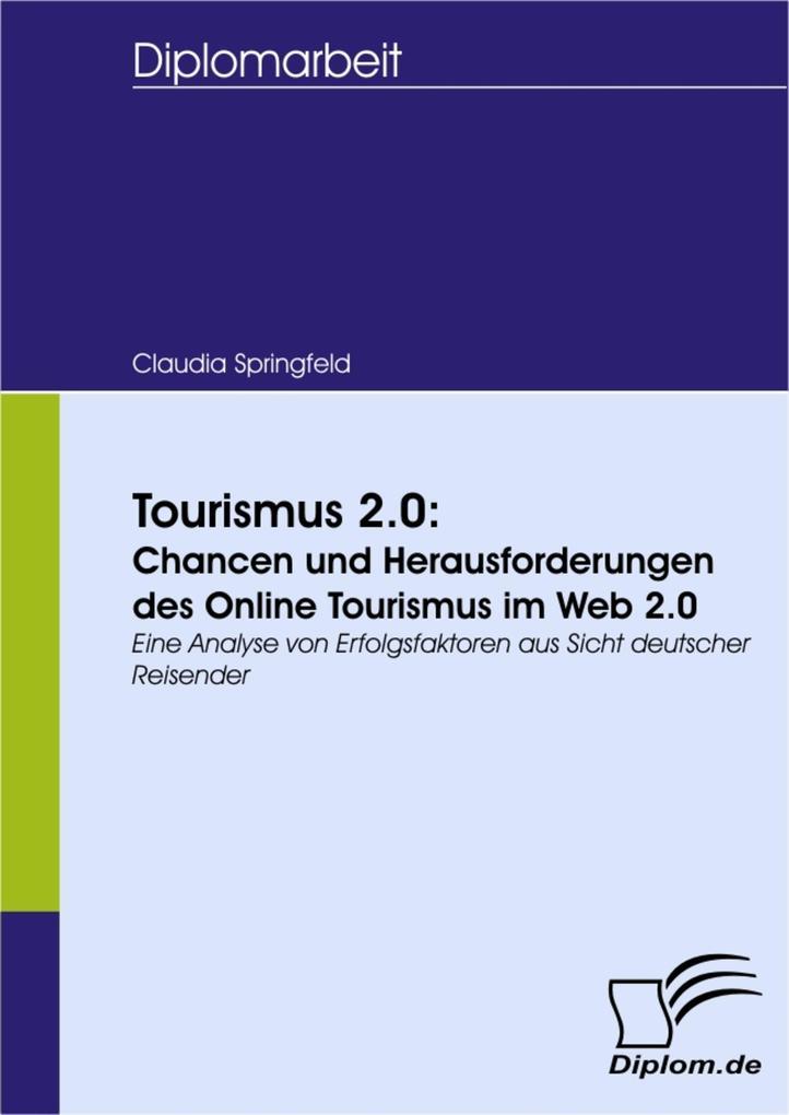 Tourismus 2.0: Chancen und Herausforderungen de...