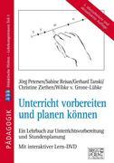 Unterricht vorbereiten und planen können, m. DVD. Tl.1