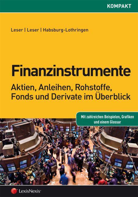 Finanzinstrumente (f. Österreich) als Buch von ...