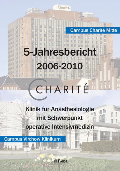 Charite - Klinik für Anästhesiologie mit Schwer...