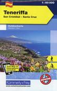 KuF Outdoorkarte Teneriffa 1 : 60 000