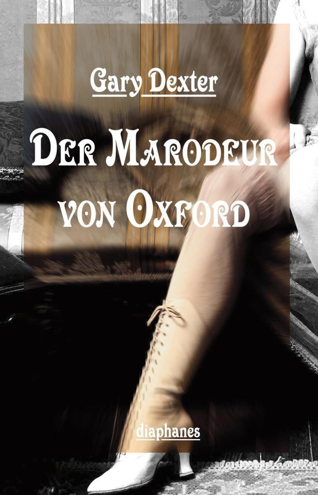 Der Marodeur von Oxford als eBook