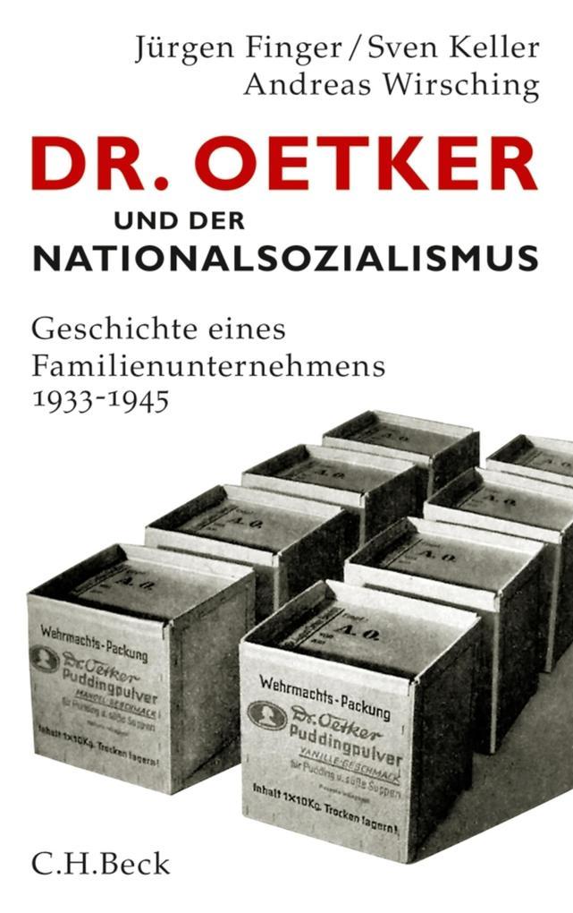 Dr. Oetker und der Nationalsozialismus als eBook