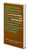 Gerd Dudenhöffer liest Dudenhöffer