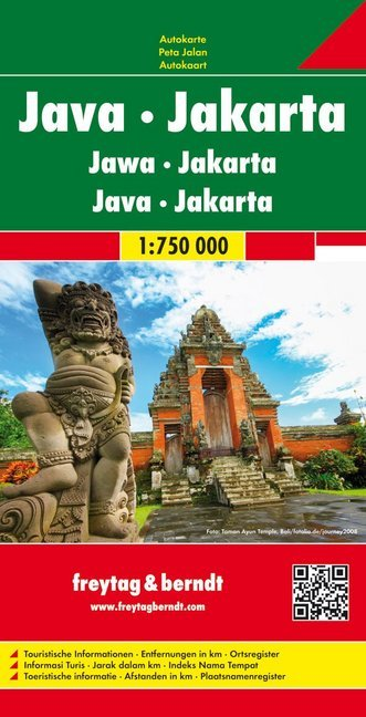 Java - Jakarta 1 : 750 00 als Buch von