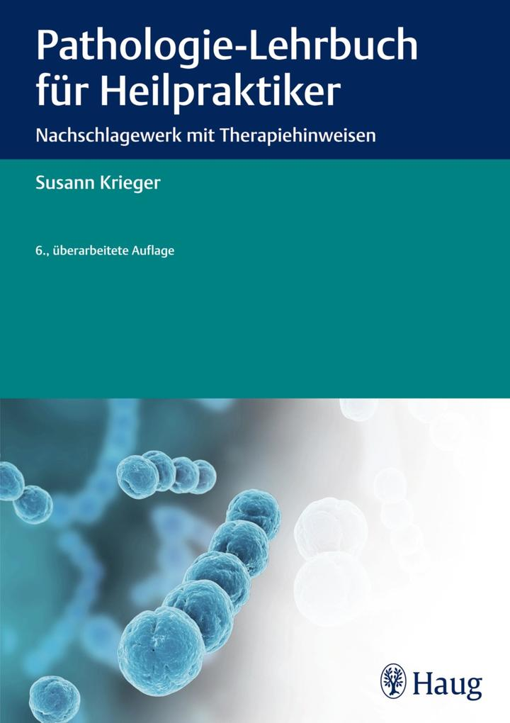 Pathologie-Lehrbuch für Heilpraktiker als eBook...
