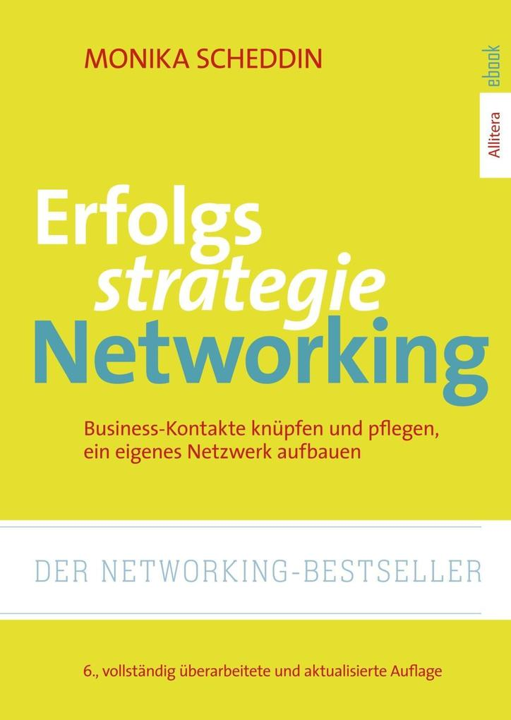 Erfolgsstrategie Networking als eBook Download ...