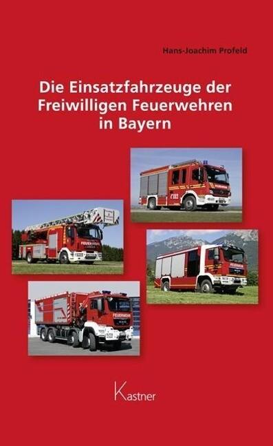 Die Einsatzfahrzeuge der Freiwilligen Feuerwehr...