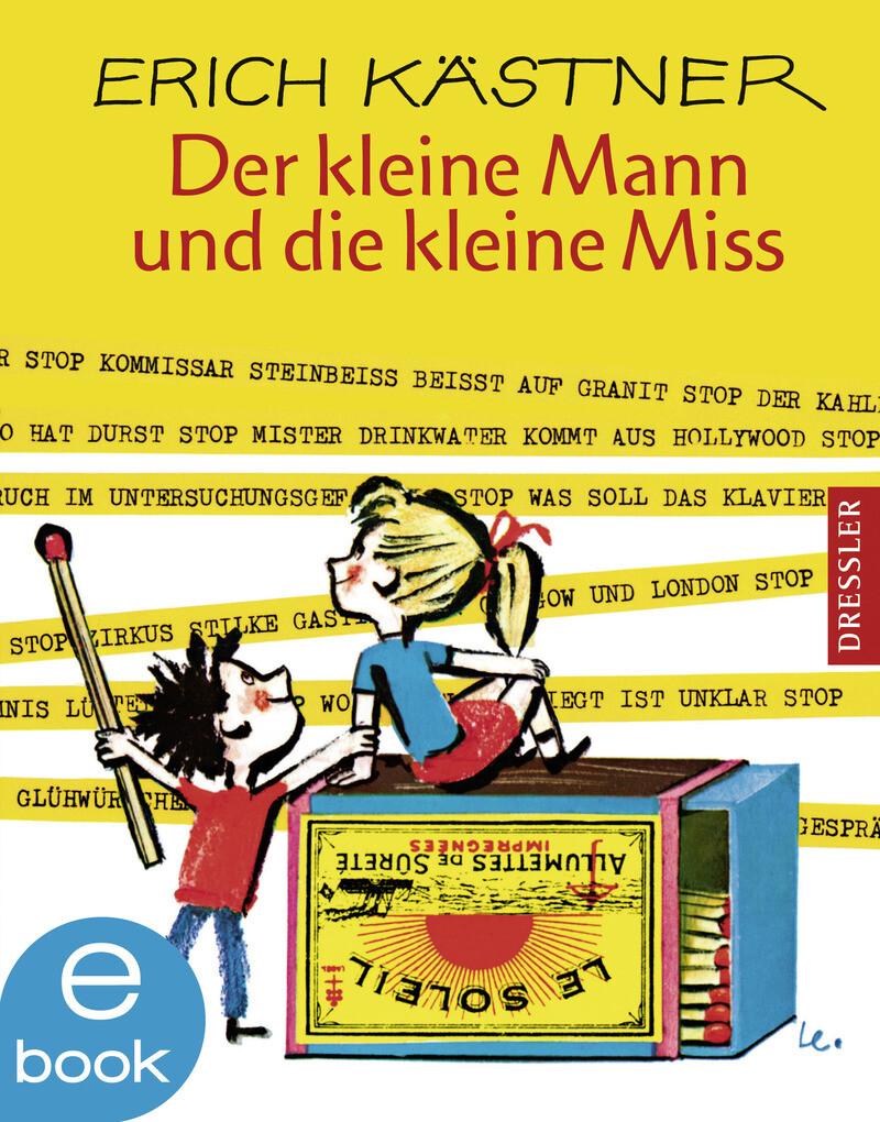 Der kleine Mann und die kleine Miss als eBook