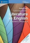 Cambridge Igcse Literature in English Teacher's Resource