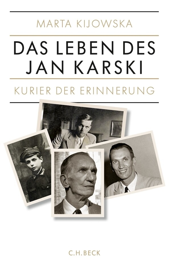 Das Leben des Jan Karski als Buch (gebunden)