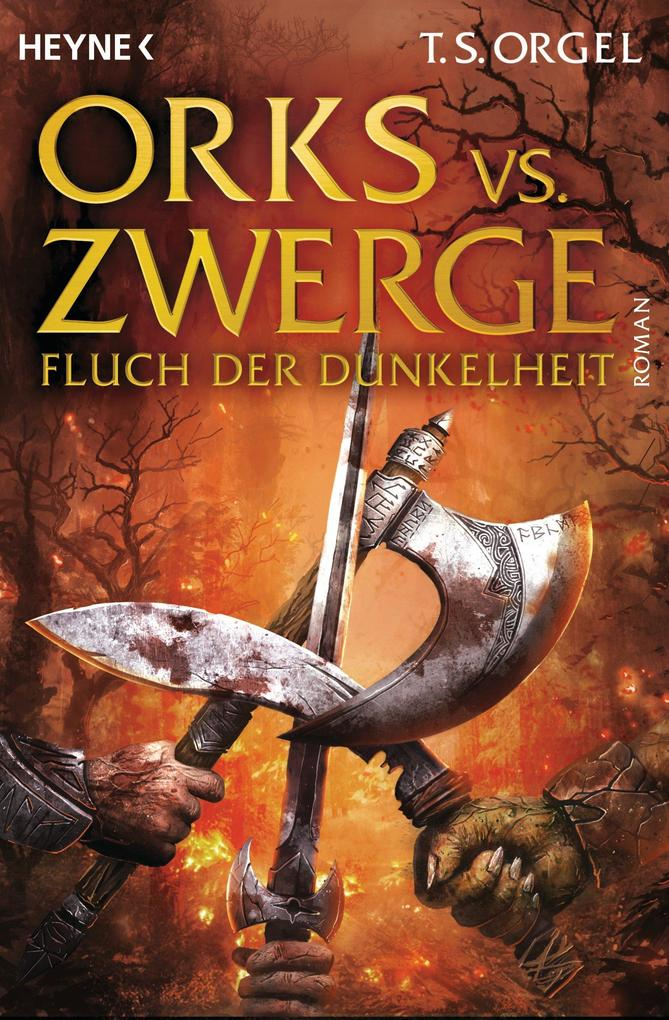 Orks vs. Zwerge - Fluch der Dunkelheit als eBook