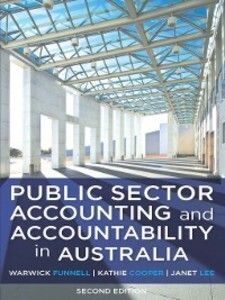 Public Sector Accounting and Accountability in ...