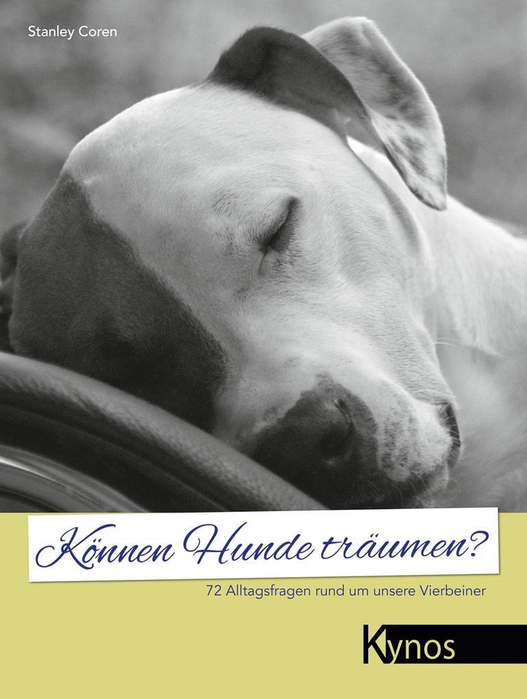 Können Hunde träumen? als eBook Download von St...