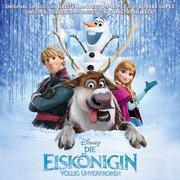 Die Eiskönigin - Völlig Unverfroren (Frozen). Original Soundtrack