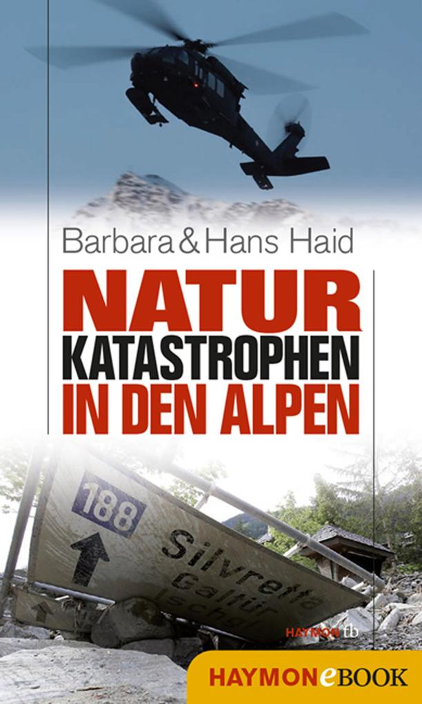 Naturkatastrophen in den Alpen als eBook