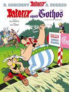 Asterix latein 03. Apud Gothos