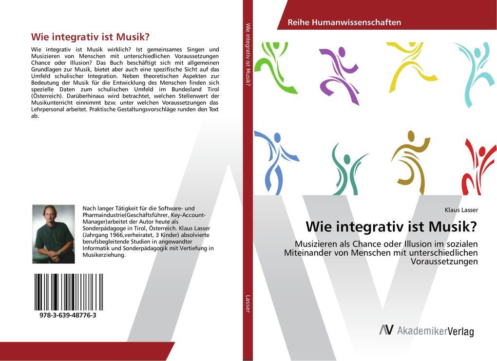 Wie integrativ ist Musik? als Buch von Klaus La...