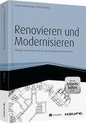 Renovieren und Modernisieren - inkl. Arbeitshilfen online