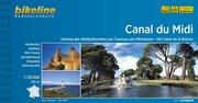 Bikeline Radtourenbuch Canal du Midi