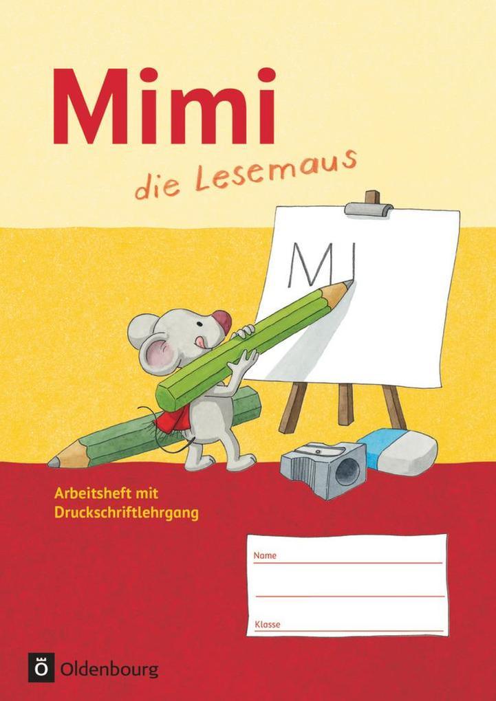 Mimi die Lesemaus Arbeitsheft Ausgabe F als Buch
