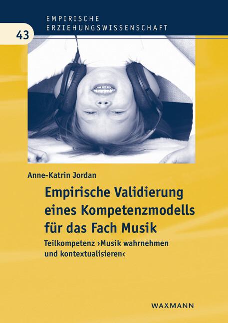 Empirische Validierung eines Kompetenzmodells f...