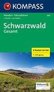 Schwarzwald Gesamt 1 : 50 000
