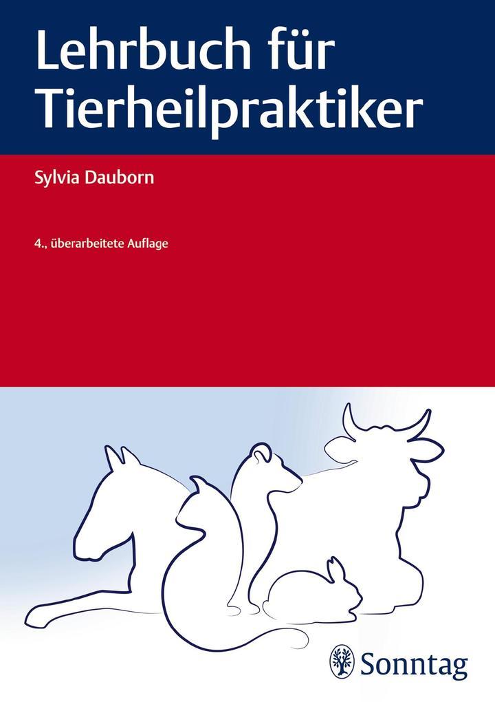 Lehrbuch für Tierheilpraktiker als Buch von Syl...