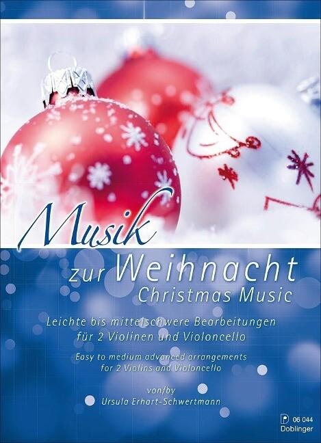 Musik zur Weihnacht als Buch von