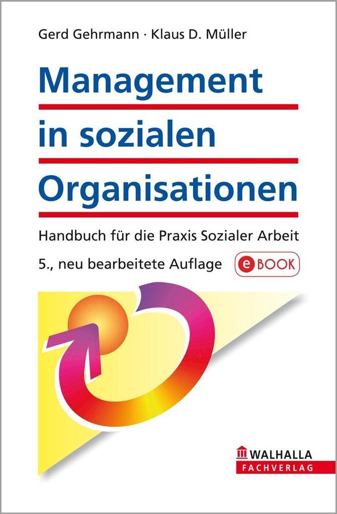 Management in sozialen Organisationen als eBook...
