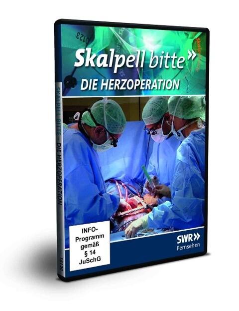 Skalpell bitte - die Herzoperation