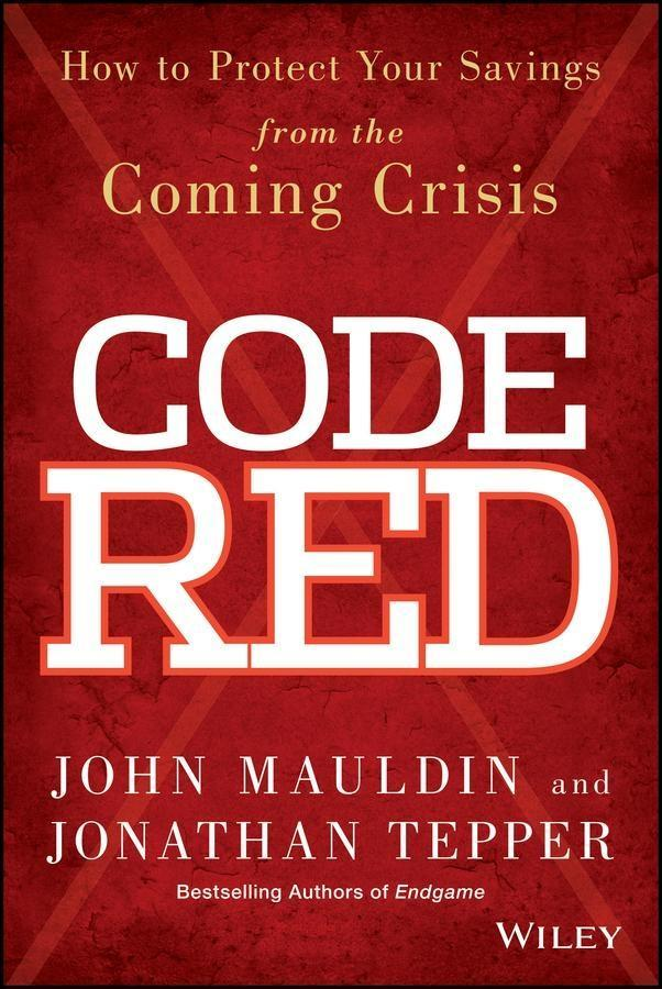 Code Red als eBook Download von John Mauldin, J...