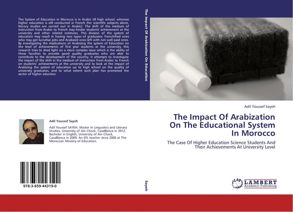 The Impact Of Arabization On The Educational Sy...