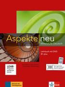 Aspekte. Lehrbuch mit DVD B1+. Neubearbeitung