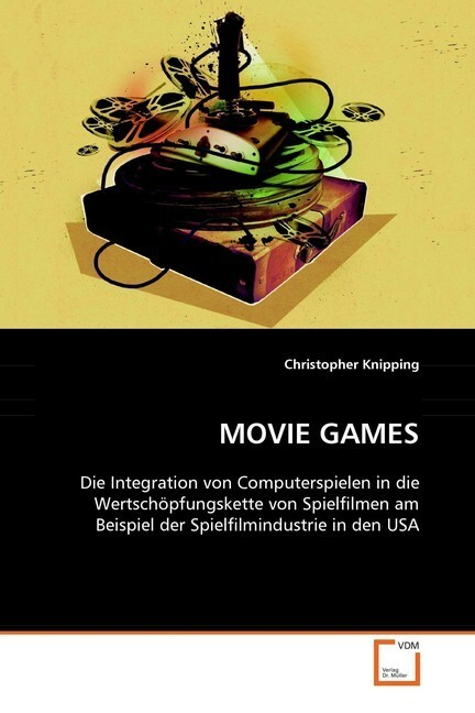 MOVIE GAMES als Buch von Christopher Knipping