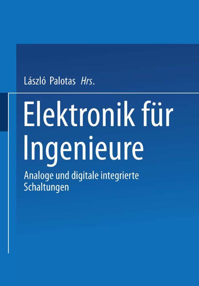 Elektronik für Ingenieure als Buch von Klaus Fr...
