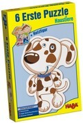 6 Erste Puzzle-Haustiere