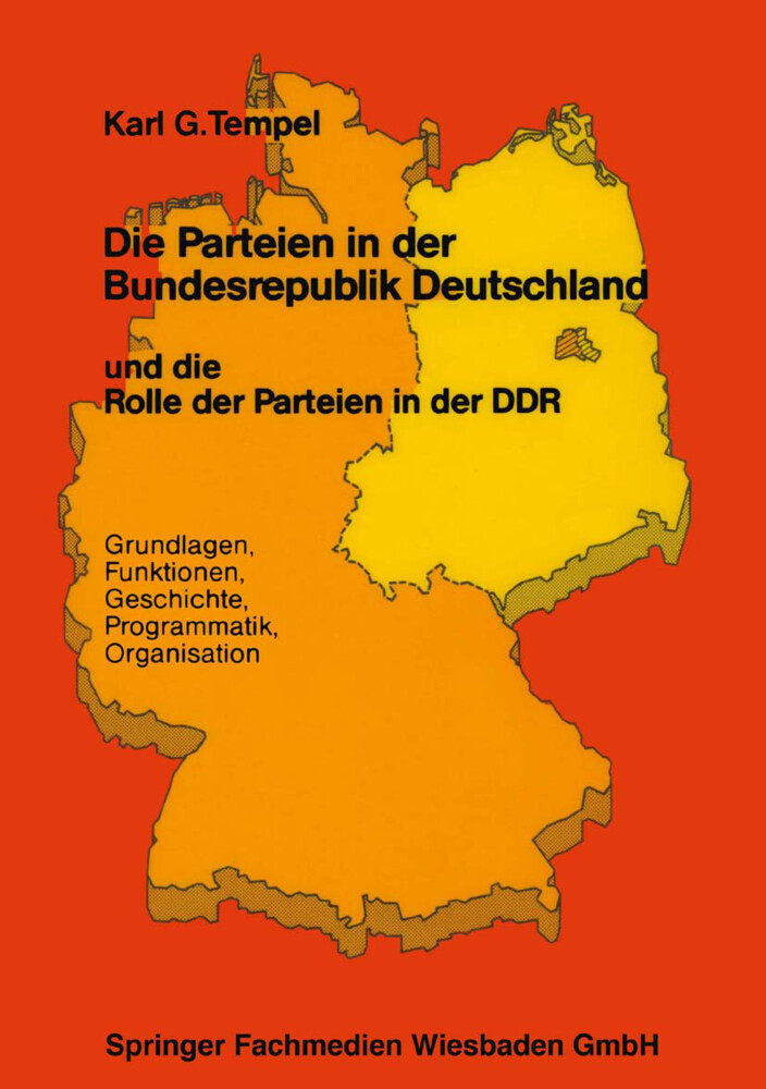 Die Parteien in der Bundesrepublik Deutschland ...