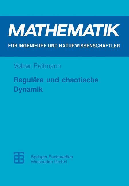 Reguläre und chaotische Dynamik als Buch von Vo...