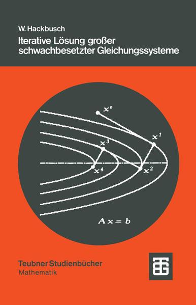 Iterative Lösung großer schwachbesetzter Gleichungssysteme als Buch