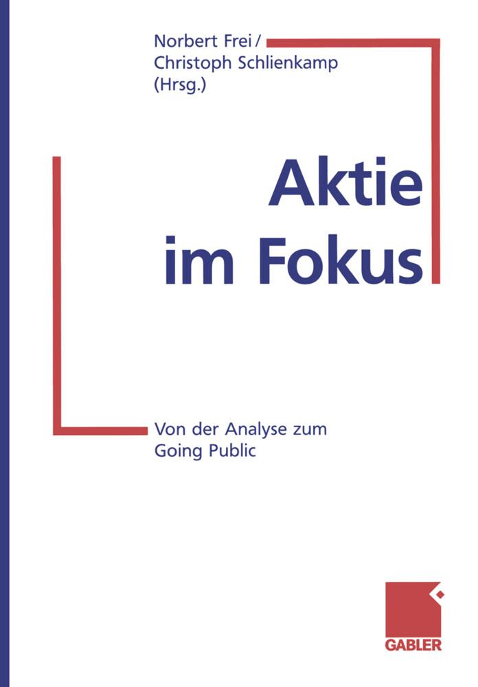 Aktie im Fokus als Buch von