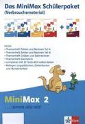 Mathematik Minimax. Schülerpaket 2. Schuljahr Verbrauchsmaterial