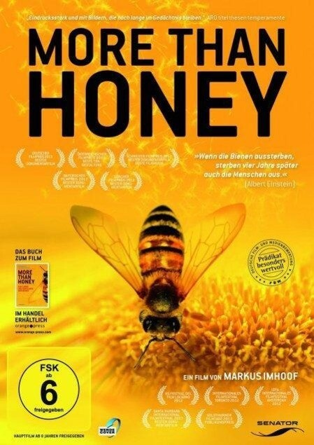 More than Honey als DVD